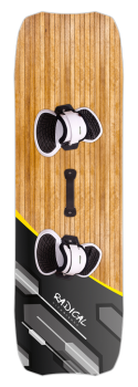 Radical Kiteboards Door