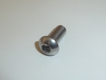 Pan-head screws inbus ISO 7380 Stainless Steel A4 - M 6