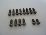 Screw Set Titan GR2 for Kitesurfboards